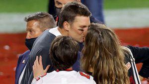 Süße Worte: Tom Brady & Gisele Bündchen feiern Hochzeitstag!