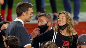 Super-Bowl-Sieg: Gisele Bündchen ist stolz auf Tom Brady