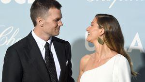 """Tom Brady über seine Gisele Bündchen: """"Mein Herz gehört ihr"""""""