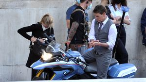 """""""Mission: Impossible 7""""-Dreh: Hier gibt Tom Cruise alles"""