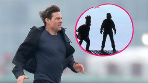 Stunt-Spektakel: Tom Cruise springt aus 7620 Metern Höhe