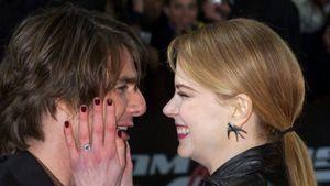 """""""Glücklich"""": Nicole Kidman spricht über Ehe mit Tom Cruise"""