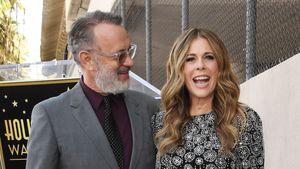 Mehr als 30 Jahre Ehe: Rita Wilson schwärmt von Tom Hanks