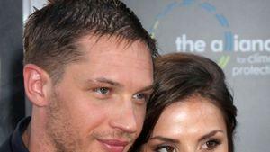 Tom Hardy und Charlotte Riley