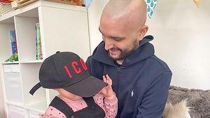 Kopf rasiert: Krebskranker Tom Parker brach in Tränen aus