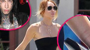 Trace Cyrus' Ritzen-Kommentar: Miley frustriert