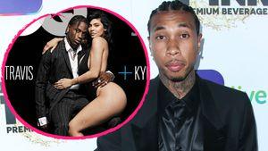 Kylie & Travis' Liebes-Cover: Ex Tyga hat gebrochenes Herz!