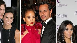 Ashton Kutcher, Kim Kardashian, Jennifer Lopez, Demi Moore und Marc Anthony