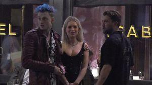 Weird? Lottie Moss auf heißer Date-Night mit Freund und Ex