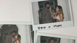 Tristan Thompson und Khloe Kardashian an ihrer Geburtstagsfeier