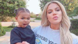 Khloé Kardashian verrät ihr Erfolgsrezept zum Mama-Sein