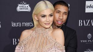 """Kylie Jenner und Tyga bei einer """"Harper's Bazaar""""-Party in New York"""