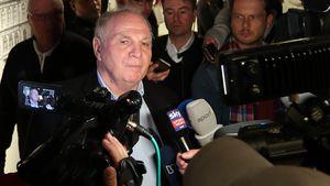 Überwältigende Mehrheit: Uli Hoeneß wieder Bayern-Präsident!