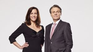 Sind die GZSZ-Stars Ulrike und Wolfgang privat befreundet?