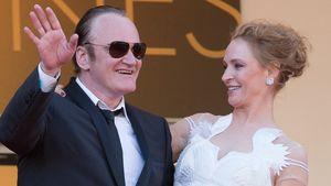 Quentin Tarantino & Uma Thurman: Das 1. Date?