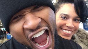 Endlich eine Familie: Usher hat Grace Miguel geheiratet
