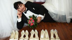 """Tüll & Tränen""-Uwe: So kam er zum Brautmoden-Business"