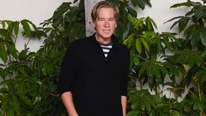 Val Kilmer in Los Angeles