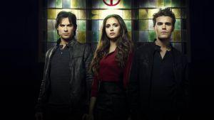 """""""Vampire Diaries""""- Poster"""