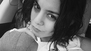Gebrochener Finger: Vanessa Hudgens fühlt sich wie Rocky