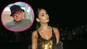 Vanessa Hudgens Wunsch: Sie will mit Woody Allen drehen