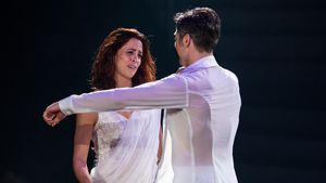 "In den ""Let's Dance""-Werbepausen: Lagen die Nerven blank?"
