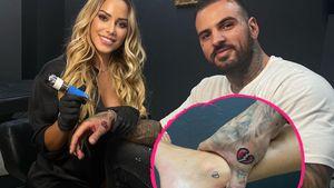"""""""Are You The One?""""-Vanessa und Diogo haben Partner-Tattoos!"""
