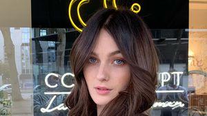 Wieder Frisurenwechsel: GNTM-Vanessa hat lange Mega-Mähne