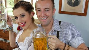 Verena Kerth und Prinz Mario-Max zu Schaumburg-Lippe