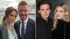 Zur Verlobung: Beckhams wollen Brooklyn & Nicola Haus kaufen