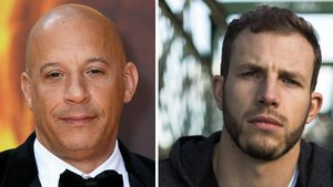 "Koma! Vin Diesel bangt um sein ""Fast and Furious""-Double"