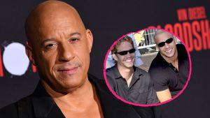 Meadow Walker muntert Vin Diesel mit Foto von Paul (†) auf