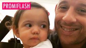 Vin Diesel & Tochter