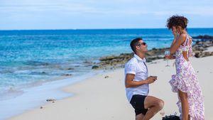 Romantisch am Strand: Sarah Hyland ist endlich verlobt