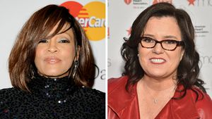 Rosie O'Donnell will's wissen: War Whitney Houston lesbisch?