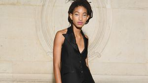 Wow! Willow Smith verzaubert bei Pariser Fashion Week