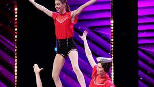 Fans genervt: Treten zu viele Akrobaten beim Supertalent an?