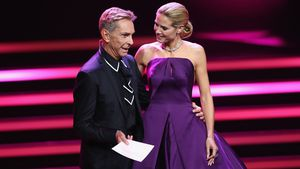 "Bei ""Inas Nacht"": Wolfgang Joop disst Vito Schnabel megafies"