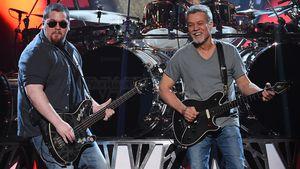 Nach Eddie Van Halens Tod: Sein Sohn postet Throwback-Foto