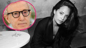 Woody Allen und Emilia Mitiku
