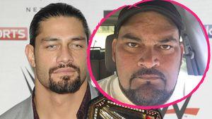 Wrestling-Brüder Roman Reigns und Matt Anoa'i