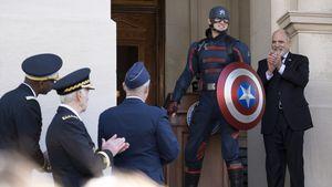Nach Chris Evans: Disney+ präsentiert neuen Captain America!