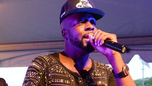 Wyclef Jean bei der The Surf Lodge Party im September 2016 in NYC