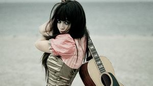 Aura Diones Songs entstehen wie ein Märchen