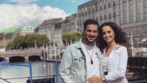 Yasin und Samira verkünden das Geschlecht ihres Babys