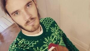 Felix Kjellberg alias YouTube-Star PewDiePie