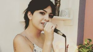 YouTuberin Yanina Chiesa