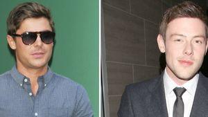 """Zac Efron: """"Ich bin nicht wie Cory Monteith!"""""""