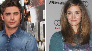 Zac Efron und Rose Byrne