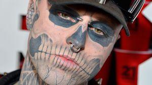 """""""Gute Seele"""": Heute vor zwei Jahren starb Zombie Boy (†32)"""